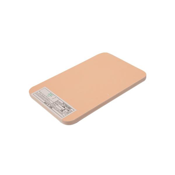 浅橙色PVC泡沫板